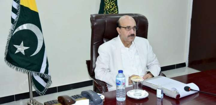 Ulema to play vital role in fighting COVID-19: AJK president