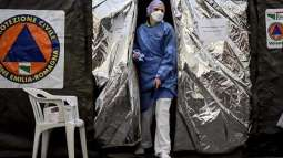 Spain's COVID-19 Death Toll Grows by 832 to 5,690 in Past 24 Hours - Health Ministry