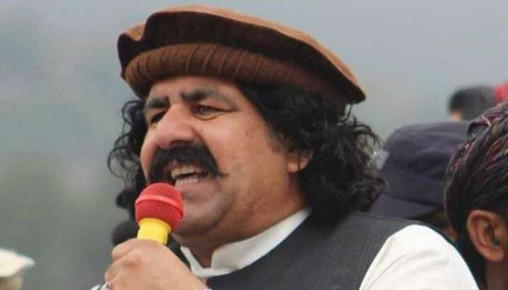 PTM leader Ali Wazir booked over anti-Pakistani speech