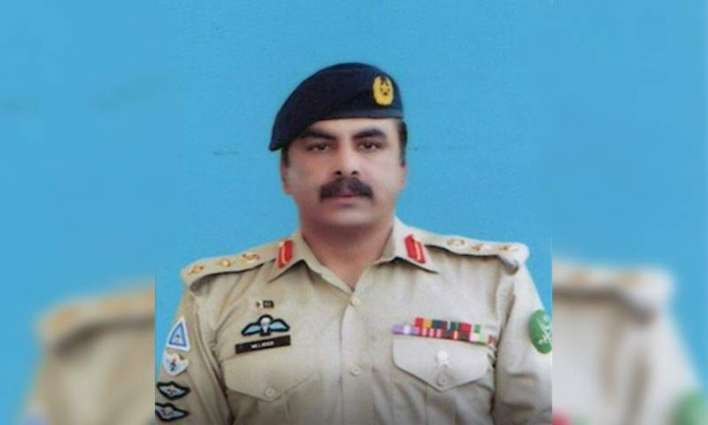 Col Mujeeb ur Rehman of Pak Army martyred in operation against terrorists