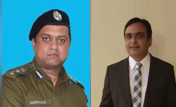 SSP Mufakhar confesses murder of former law officer Shehbaz Tatla