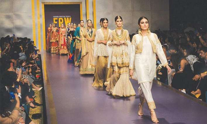 Pakistan's Fashion Week postponed till further orders