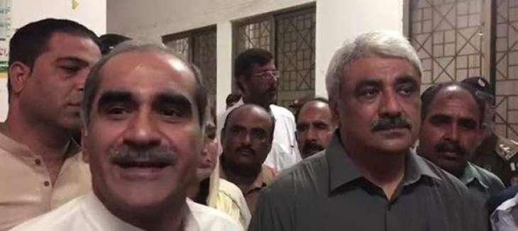 Khwaja Saad Rafiq says this period is full of political prisoners