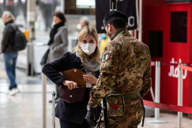 Italy's COVID-19 Death Toll Surges by 793 to 4,825 Over Past 24 Hours - Health Official