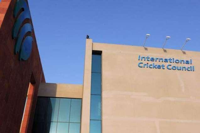 ICC postpones all events till end of June amid fears of Coronavirus
