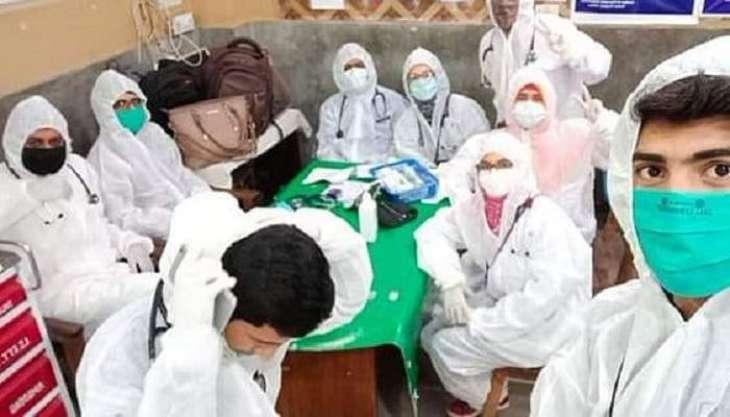 باکستان تسجل ارتفاع حصیلة الاصابات بفیروس کورونا 1363 حالة
