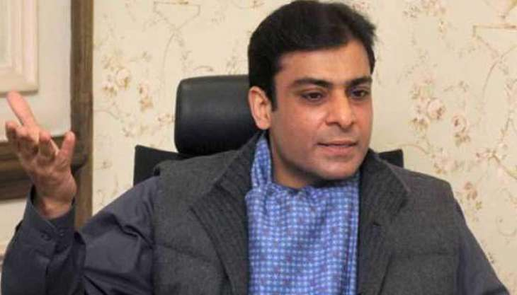 Hamza Shehbaz approaches LHC for bail amid fears of Coronavirus
