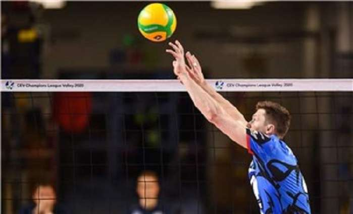 Russia's Volleyball Federation Announces Early Completion of Male, Female Championships