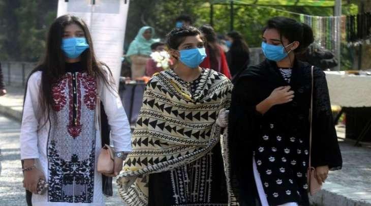 ارتفاع الاصابات بفیروس کورونا الي 1600 حالة في باکستان