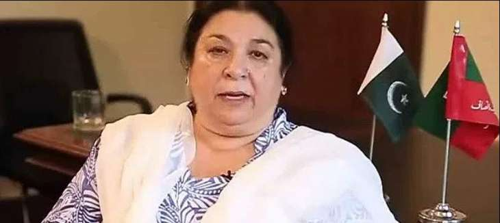 Dr. Yasmin Rashid says test of every citizen for Coronavirus is not possible