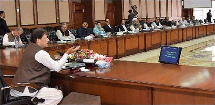 Federal cabinet approves Rs 1200b as relief package in fight against Coronavirus