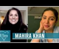 Mahira Khan Reveals Her True Feelings | Big News | Rewind at Home with Samina Peerzada