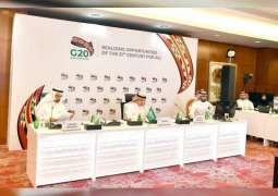 G2O leaders discuss 'virtually' impact of COVID-19 on international trade, investment
