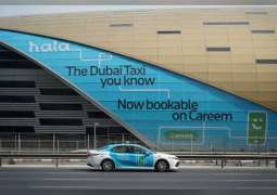 Hala 'Dubai Taxi' supports community with reduced rates on rides to hospitals, healthcare facilities