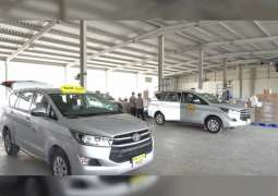 ITC offers taxis as home delivery service for sales outlets in Abu Dhabi
