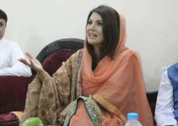 Reham Khan criticizes Punjab govt for violence against Tableghi Jama'at members