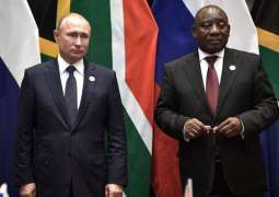 Putin, South African President Discuss Coronavirus Fight in Phone Conversation - Kremlin