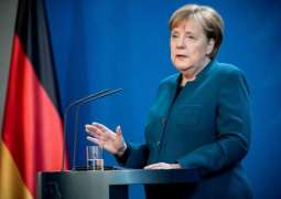 Merkel Returns to Work After 14-Day Quarantine - German Cabinet