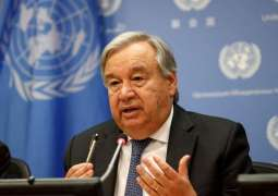 UN Secretary-General Says Appeal for Global Ceasefire 'Resonating Across World'