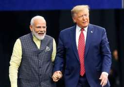 Indian Prime Minister Modi Discusses Measures to Combat COVID-19 With US President Trump