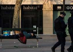 French Police Issue About 480,000 Fines Over COVID-19 Lockdown Violations - Minister