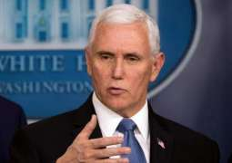 Pence Plans 4 Conference Calls With Lawmakers of Both Parties on COVID-19 - Spokeswoman