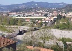 Bridge Collapses in Massa and Carrara Province of Italy's Central Tuscany Region - Reports
