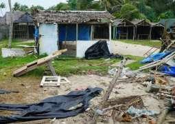 Cyclone Harold hits Fiji
