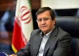 Iran's Central Bank Unlocks $1.6Bln in European Bank - Governor