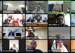 Al-Othaimeen calls on the OIC Virtual Meeting on the novel Coronavirus to takeCollective Action to face the Pandemic