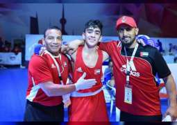 """إنجازات غير مسبوقة لـ """"آسيوي الملاكمة"""" في العام الأول من """"الحقبة الإماراتية"""""""