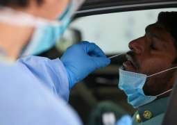 Al Hili drive-through medical testing centre receives 800 people per day
