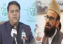 'Mufti Muneeb can't see huge moon, how will he see microscopic Coronavirus, says Fawad Ch