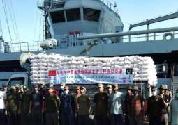 Pakistan Navy Relief Operations Continue Across The Country Amid Coronavirus Epidemic