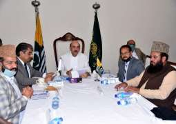 AJK govt, ulema working hand in hand to prevent COVID-19: Masood