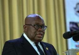 Ghana President ends lockdowns put against spread of Coronavirus