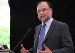 Ahsan Iqbal is unhappy with youths for neglecting development work done by his party