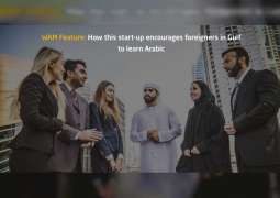 WAM Feature: How this start-up encourages foreigners in Gulf to learn Arabic