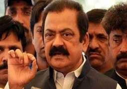 Govt wants to arrest Shehbaz Sharif, says Rana Sana Ullah