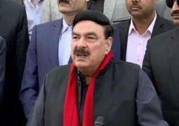 Sheikh Rasheed says Shehbaz Sharif does not have good terms with Maryam Nawaz