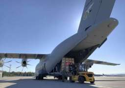 Turkey's Military Plane With Medical Supplies Leaves Ankara for US