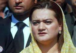 Hamza Shehbaz is being politically victimized for last 11 months: Marriyum Aurangzeb