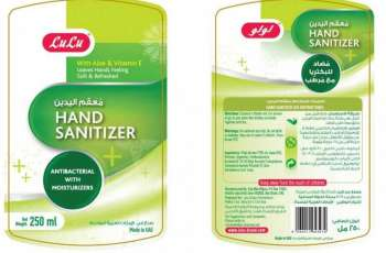 Dubai Municipality withdraws 6 non-compliant hand sanitiser from market