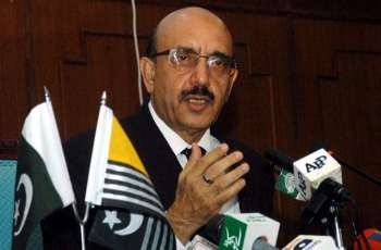 AJK President strongly condemns unprovoked firing by Indian army at LoC