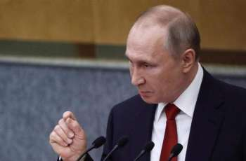 Putin Says Coronavirus Creates Significant Challenges for Employment Market