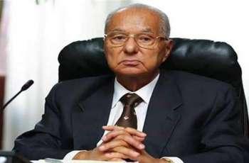 وفاة وزیر الأوقاف المصري السابق محمود حمدي زقزوق عن عمر ناھز 87 عاما