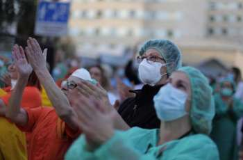 Spain's coronavirus death toll surpasses 10,000 after another record daily toll