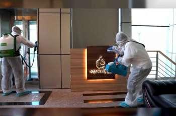 Nakheel sterilises 647 residential buildings across Dubai