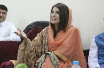 Reham Khan criticizes Punjab govt for violence against Tableghi Jama'at members