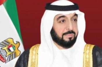 رئيس الدولة يصدر مرسوما بتعيين عبدالحميد سعيد محافظا لمصرف الإمارات المركزي